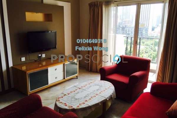 Condominium For Rent in D-Villa Residence, Ampang Hilir Freehold Fully Furnished 2R/1B 2.3k