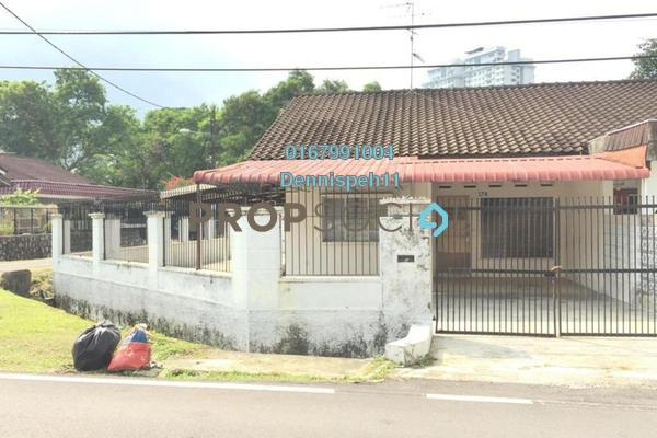 Semi-Detached For Rent in Taman Abad, Johor Bahru Freehold Unfurnished 3R/2B 1.5k