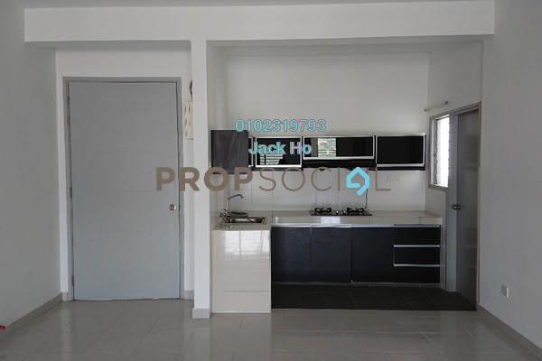 For Rent Condominium at Ivory Residence, Kajang Freehold Unfurnished 3R/2B 1.1k