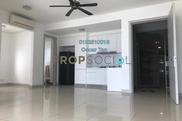Condominium For Sale in The Westside One, Desa ParkCity Freehold Semi Furnished 2R/1B 800k