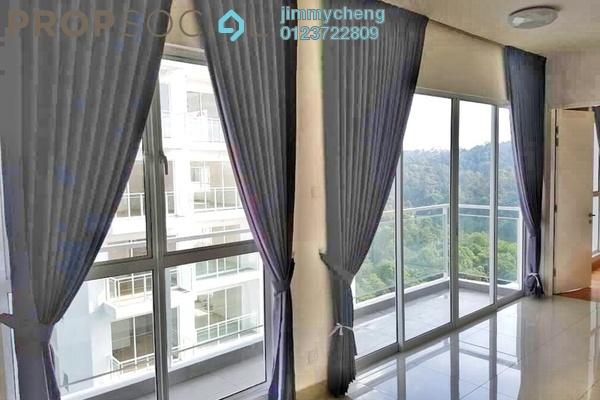 Condominium For Sale in Duet Residence, Bandar Kinrara Freehold semi_furnished 3R/2B 680k