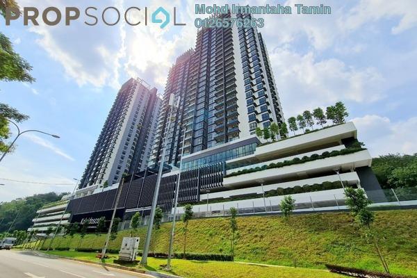 Condominium For Sale in Kaleidoscope, Setiawangsa Freehold semi_furnished 3R/2B 760k