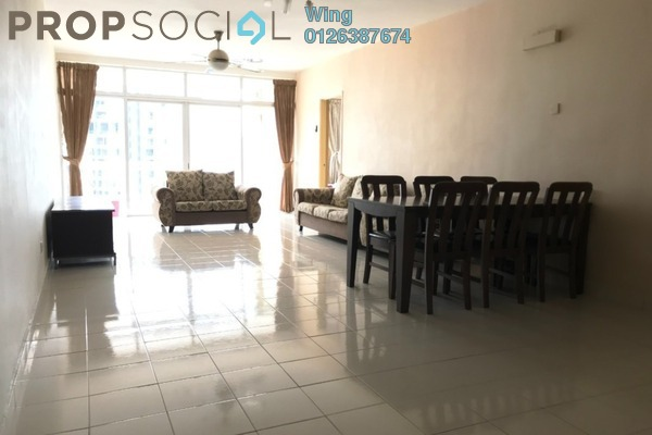 Condominium For Rent in Venice Hill, Batu 9 Cheras Freehold Fully Furnished 3R/2B 1.2k