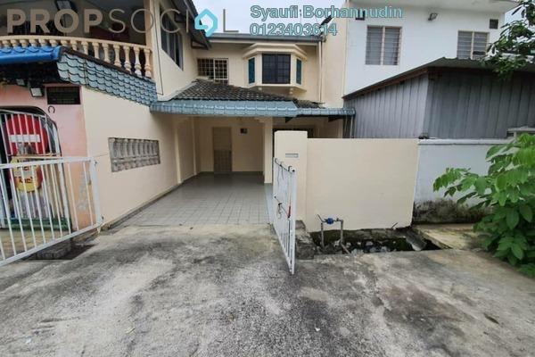 Terrace For Sale in Pandan Perdana, Pandan Indah Freehold Unfurnished 4R/3B 530k