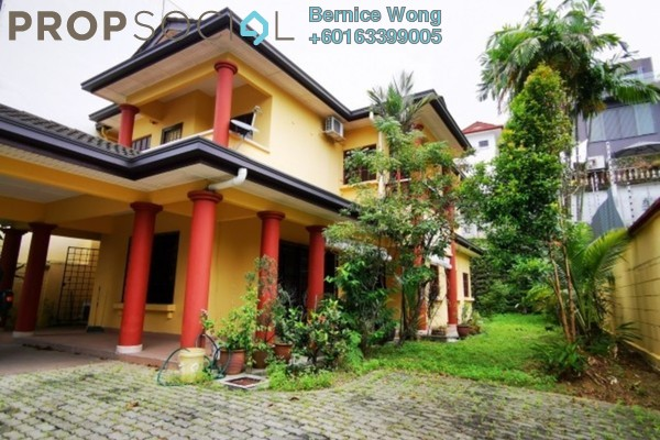 Semi-Detached For Sale in Twins, Damansara Heights Freehold Semi Furnished 4R/3B 4.18m