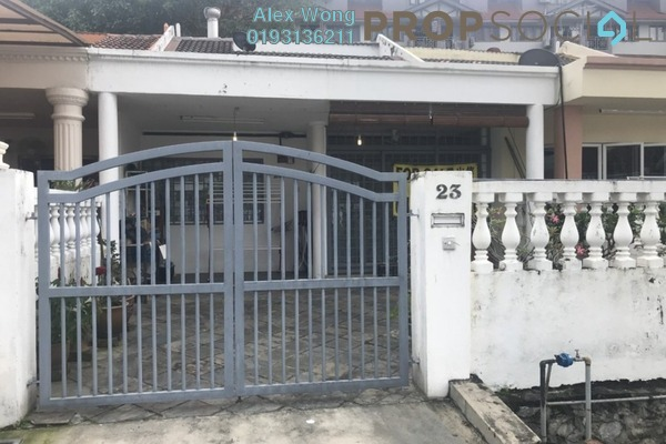 Terrace For Sale in Pandan Perdana, Pandan Indah Freehold fully_furnished 3R/2B 670k