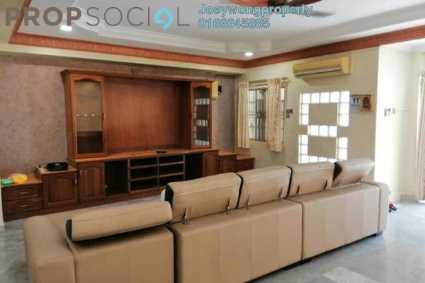 Terrace For Sale in Bayan Hill Homes, Bandar Puchong Jaya Freehold Semi Furnished 4R/4B 900k