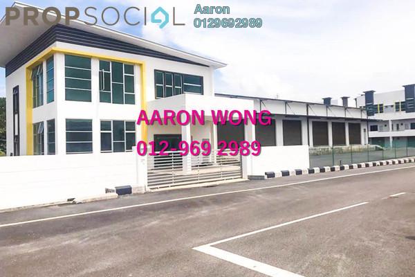 For Sale Factory at Taman Rembia Utama, Alor Gajah Freehold Semi Furnished 0R/0B 4.43m
