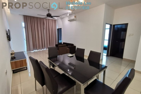 Condominium For Sale in M Condominium, Johor Bahru Freehold Fully Furnished 3R/2B 425k