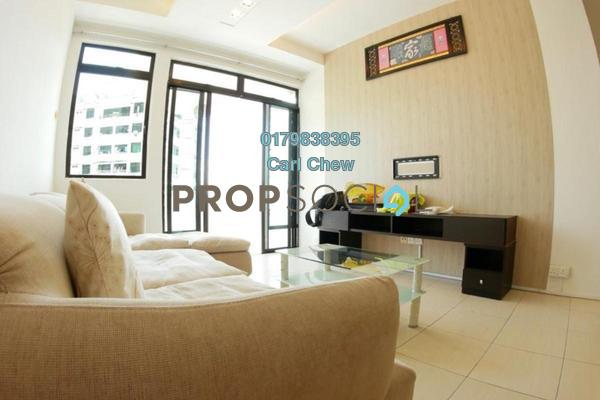 For Rent Condominium at Penhill Perdana, Air Itam Freehold Fully Furnished 3R/2B 1.6k