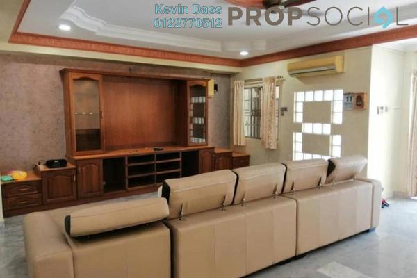 Terrace For Sale in Bayan Hill Homes, Bandar Puchong Jaya Freehold Semi Furnished 5R/3B 900k