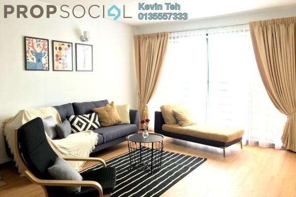 Condominium For Rent in Vista Kiara, Mont Kiara Freehold Fully Furnished 3R/2B 3.1k