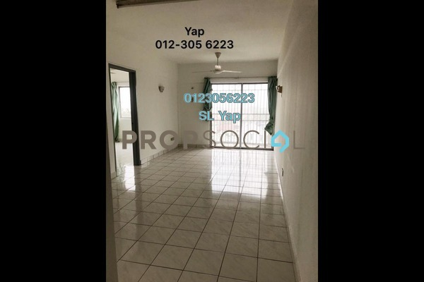 For Rent Apartment at Arena Green, Bukit Jalil Freehold Unfurnished 2R/1B 950translationmissing:en.pricing.unit