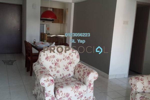 For Rent Apartment at Arena Green, Bukit Jalil Freehold Fully Furnished 3R/2B 1.2k