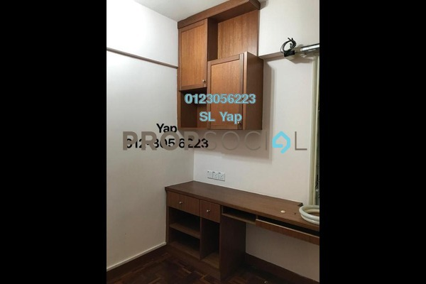 Apartment For Sale in Arena Green, Bukit Jalil Freehold Semi Furnished 2R/2B 280k