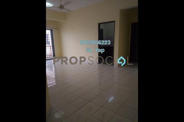 For Rent Condominium at Sri Manja Court, PJ South Freehold Semi Furnished 3R/2B 1.4k