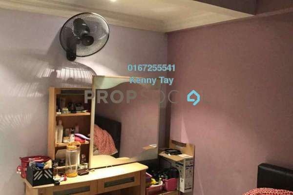 Condominium For Sale in Aman Dua, Kepong Freehold Semi Furnished 3R/2B 280k