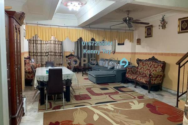 For Sale Terrace at Taman Menjalara, Bandar Menjalara Freehold Semi Furnished 4R/3B 480k