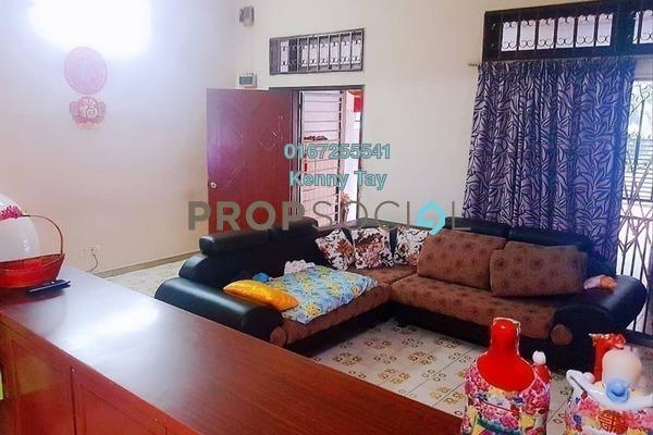 For Sale Terrace at Taman Bukit Maluri, Kepong Freehold Semi Furnished 4R/3B 815k