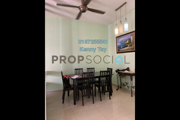 For Sale Terrace at Sunway SPK Damansara, Kepong Freehold Semi Furnished 4R/3B 1.45m