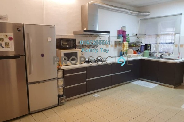 For Sale Terrace at Fortune Park, Kepong Freehold Semi Furnished 4R/4B 1.5m