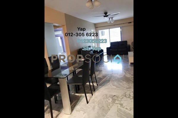 For Rent Condominium at Vantage Point, Desa Petaling Freehold Fully Furnished 3R/2B 1.2k