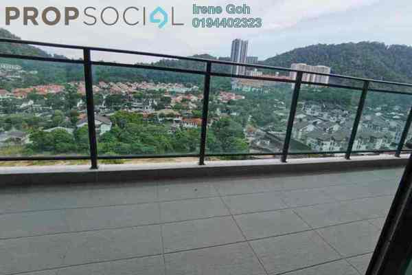 For Rent Condominium at Mira Residence, Tanjung Bungah Freehold Fully Furnished 3R/3B 3.5k