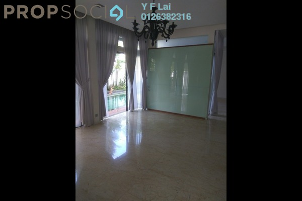 Semi-Detached For Rent in Idamansara, Damansara Heights Freehold Semi Furnished 5R/5B 16k