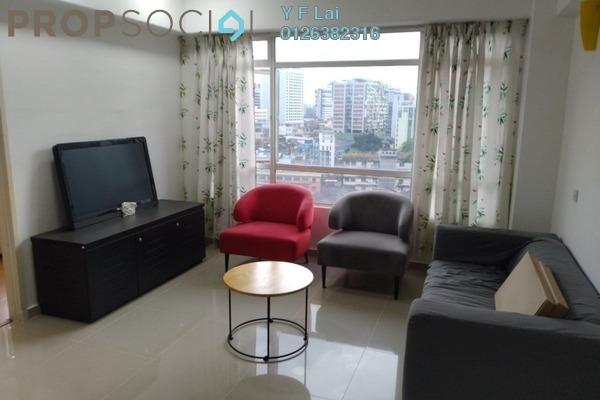 For Rent Condominium at 38 Bidara, Bukit Ceylon Freehold Fully Furnished 2R/2B 2.2k