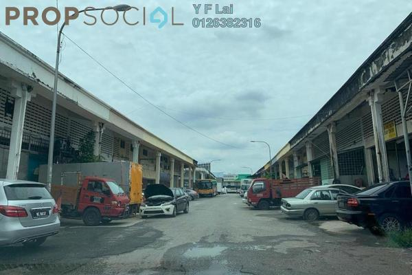 For Sale Factory at Taman Sungai Besi, Sungai Besi Leasehold Unfurnished 2R/1B 1.05m
