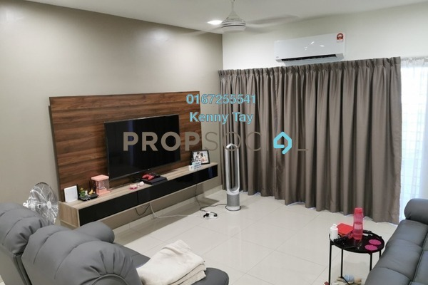 For Sale Terrace at Taman Sri Bintang, Kepong Freehold Semi Furnished 4R/3B 1.16m