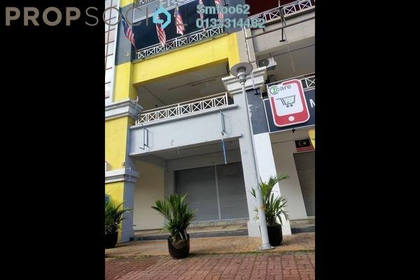 For Rent Shop at Platinum Walk, Setapak Freehold Unfurnished 0R/0B 6.8k