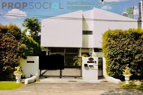 Bungalow For Rent in Ampang 971, Ampang Hilir Freehold Unfurnished 7R/6B 12k