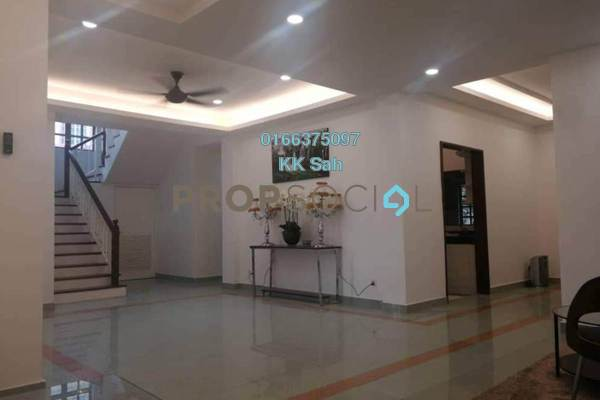 For Rent Bungalow at Section 26, Shah Alam Freehold Fully Furnished 7R/5B 4.5k