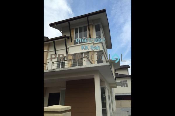 For Rent Semi-Detached at Casa Residence, Bandar Mahkota Cheras Freehold Semi Furnished 6R/5B 2.8k