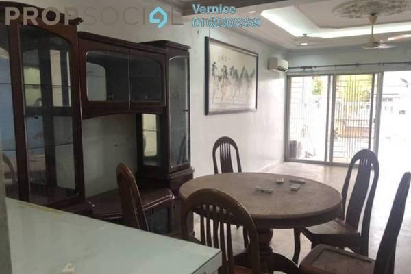 Terrace For Sale in Taman Kajang Mewah, Kajang Freehold Semi Furnished 5R/3B 638k