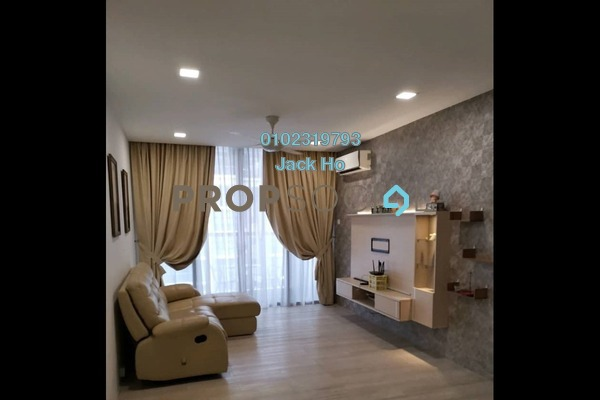 For Rent Condominium at Mutiara Ville, Cyberjaya Freehold Fully Furnished 3R/2B 2.8k