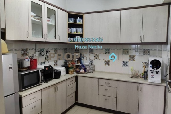 Condominium For Rent in Sri Permata, Shah Alam Freehold Fully Furnished 3R/2B 1.6k