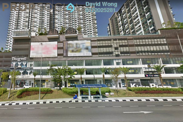 For Rent Serviced Residence at Kiara Plaza, Semenyih Freehold Unfurnished 3R/2B 1k