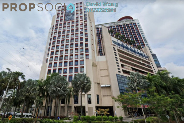 For Rent Serviced Residence at Amcorp Serviced Suites, Petaling Jaya Freehold Fully Furnished 1R/1B 1.4k