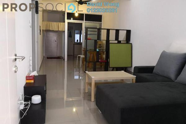For Rent Townhouse at Villa Kesuma, Beranang Freehold Fully Furnished 3R/2B 1.2k