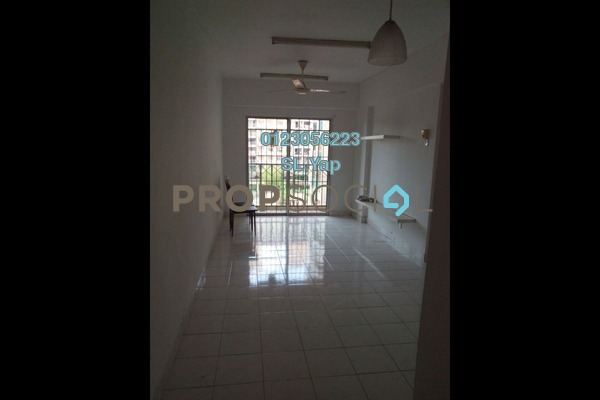 Apartment For Sale in Arena Green, Bukit Jalil Freehold Unfurnished 1R/1B 270k