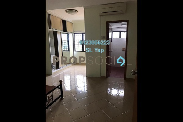 Apartment For Sale in Anjung Hijau, Bukit Jalil Freehold Semi Furnished 2R/2B 420k