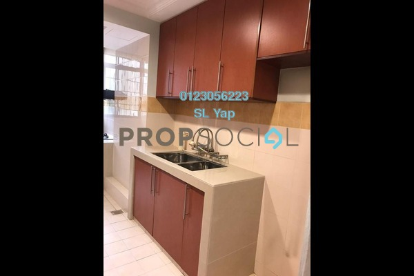 Apartment For Sale in Anjung Hijau, Bukit Jalil Freehold Semi Furnished 3R/2B 450k