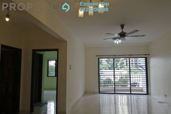 For Rent Condominium at Sri Putramas I, Dutamas Freehold Semi Furnished 3R/2B 1.3k