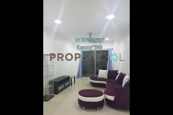 Condominium For Sale in Casa Idaman, Jalan Ipoh Freehold Semi Furnished 3R/2B 460k