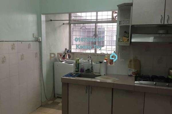 Condominium For Sale in Prima Saujana, Kepong Freehold Semi Furnished 3R/2B 280k
