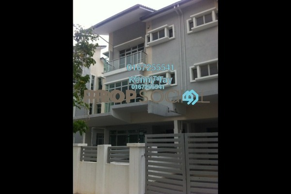 Semi-Detached For Sale in Laman Rimbunan, Kepong Freehold Semi Furnished 6R/5B 1.85m