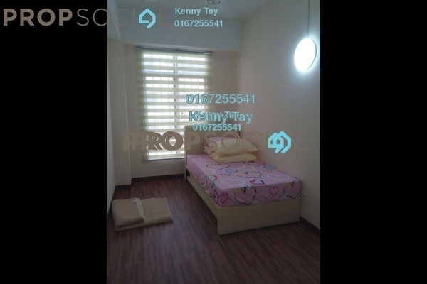 Apartment For Sale in Prima Saujana, Kepong Freehold Semi Furnished 3R/2B 300k