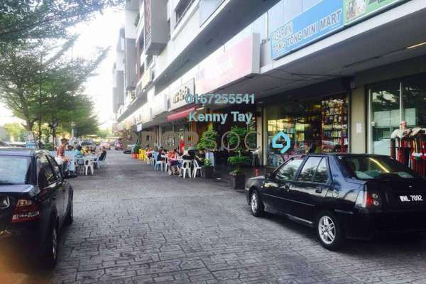 For Rent Shop at First Residence, Kepong Freehold Semi Furnished 0R/2B 2.2k